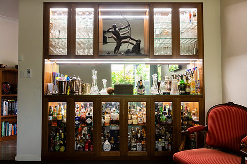 Infinity Style Drinks Cabinet
