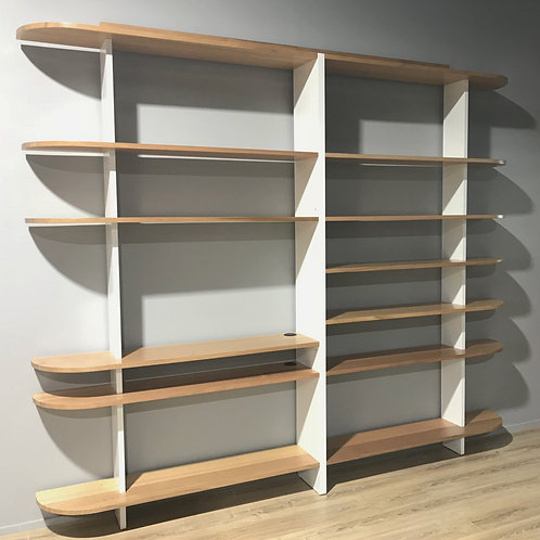 Tasmanian Oak Display Unit