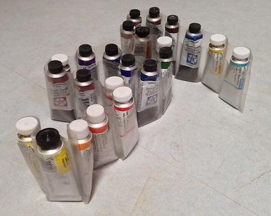 Paint Tube Organizer, PTO