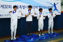 서울시장배펜싱선수권대회
