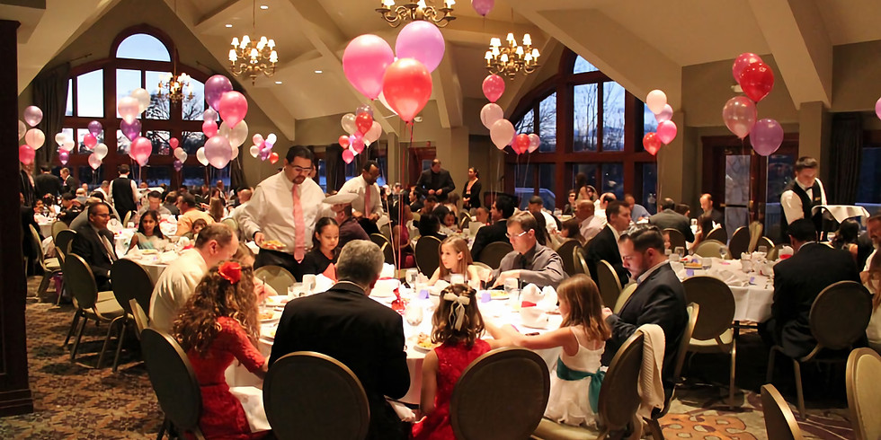 Father/Daughter Appreciation Pageant & Dinner
