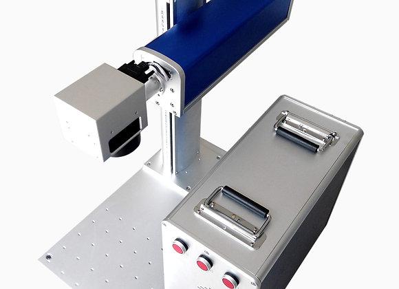 волоконный лазерный гравер, лазерный гравер по металлу, гравировка, волоконный лазер
