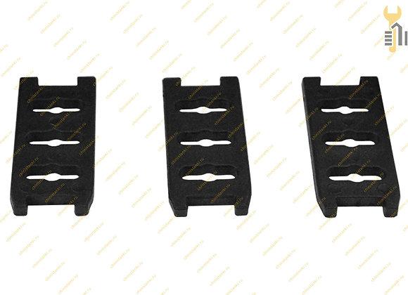 Делитель гибкого кабель-канала вертикальный