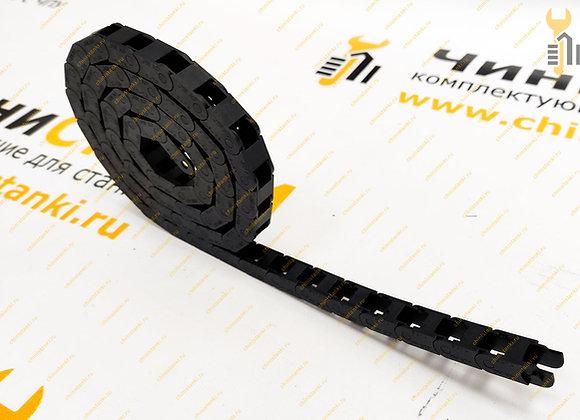 Гибкий кабель-канал JIN AO, 7х7,3 мм, K.0700.07.15