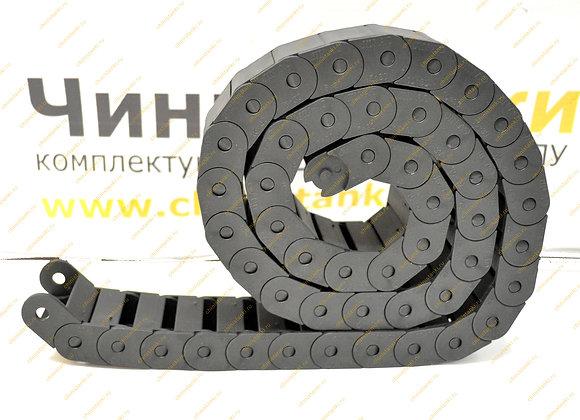Гибкий кабель-канал 15х30