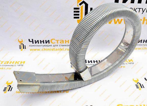 Гибкий кабель-канал металлический, закрытый HTXG05