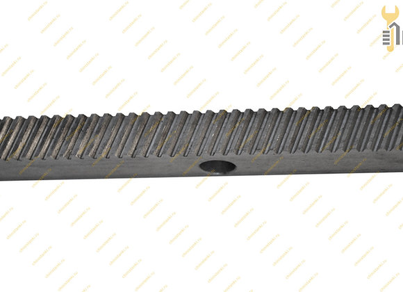 Зубчатая рейка косозубая RH1.25-1520, m 1,25, 15х20 мм.