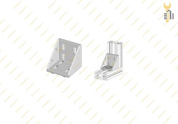 Угловой соединитель алюминиевого профиля