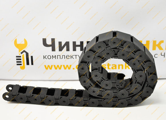 Гибкий кабель-канал JIN AO, 18х25 мм, K.1800.25.38