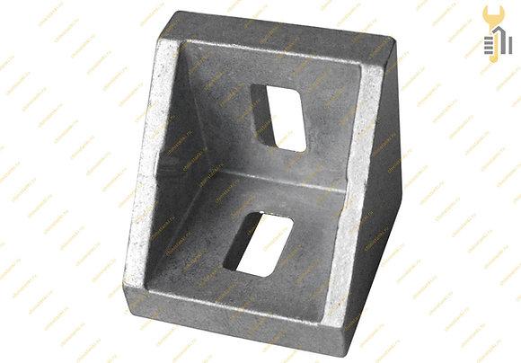 соединитель для алюминиевого профиля 30х30