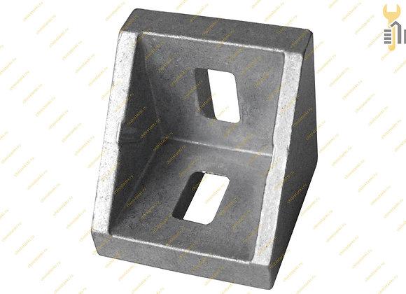 алюминиевый угловой соединитель 40х40