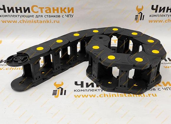 Гибкий кабель-канал JIN AO, 45х75 мм, K.4500.75.100