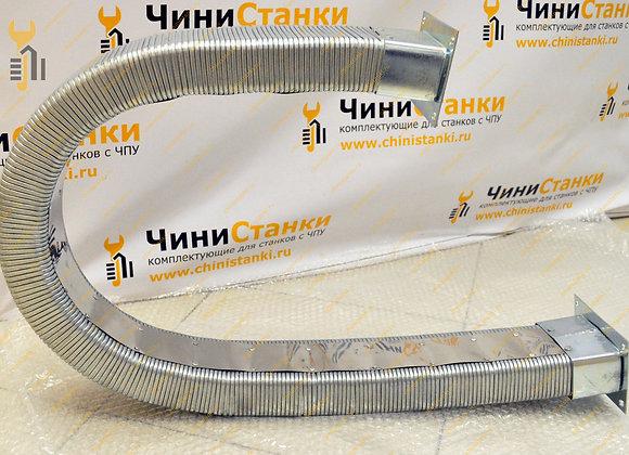 Гибкий кабель-канал металлический, закрытый HTXG01