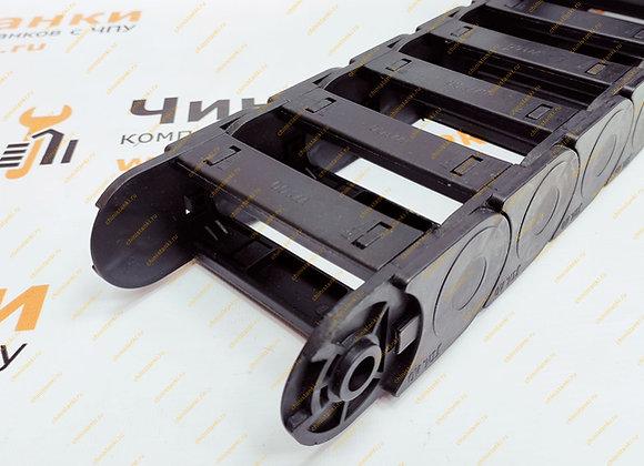 Гибкий кабель-канал JIN AO, 35х100 мм, K.3500.100.100