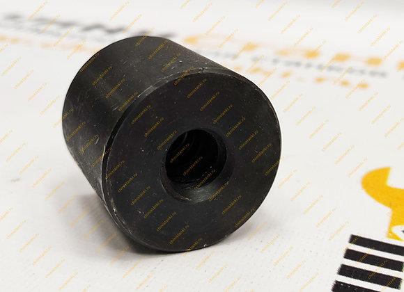 Трапецеидальная гайка металлическая 16х4