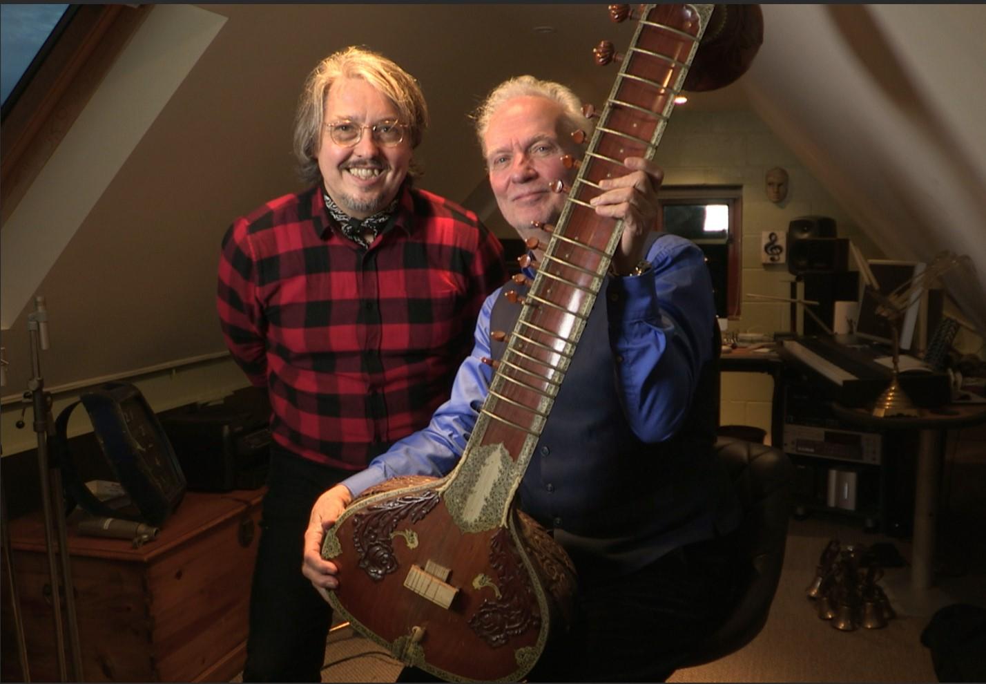 Alan & Alan Parker