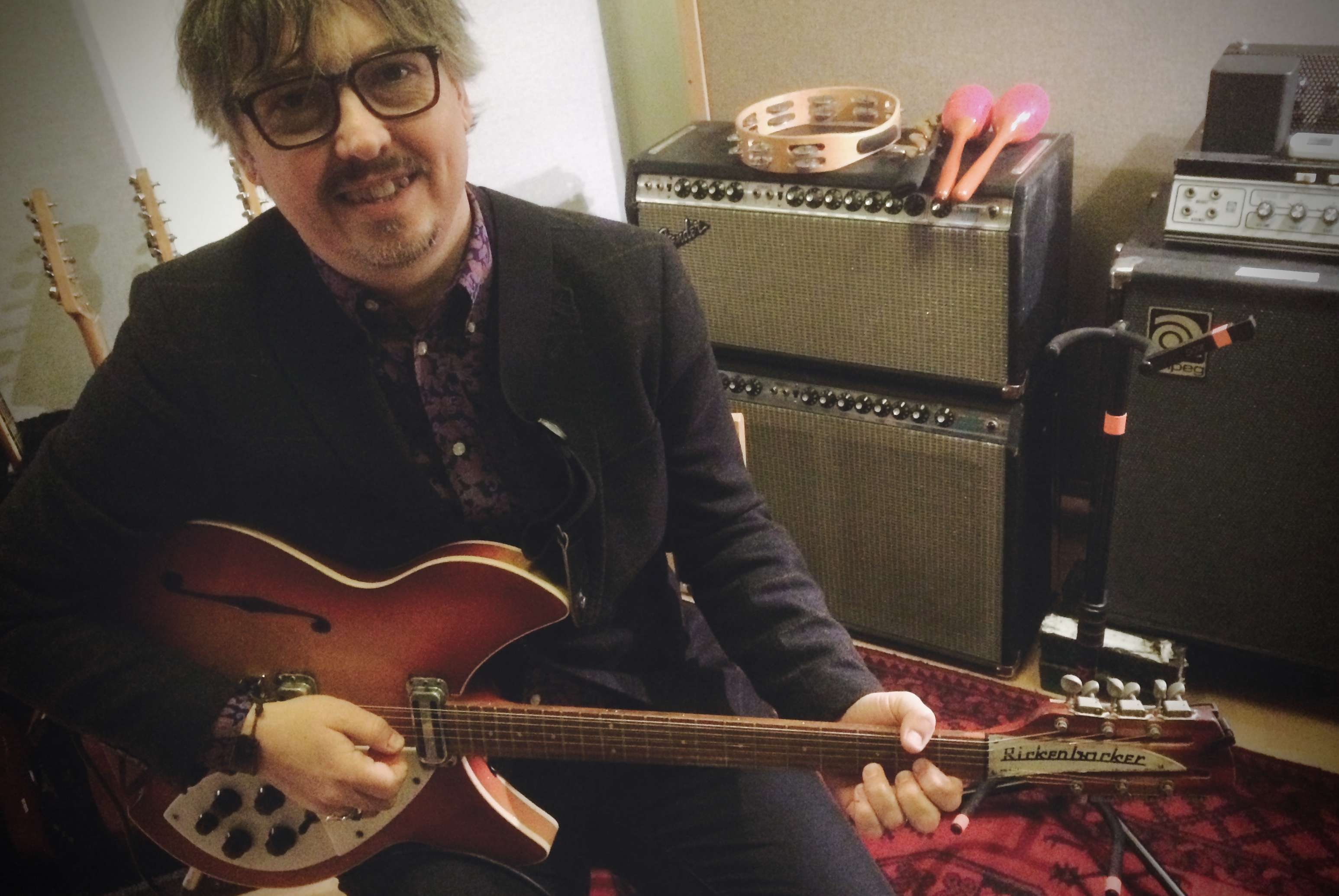 Famous guitar!