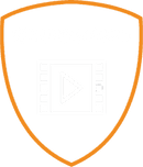 Academy, Video-Shield orange.png