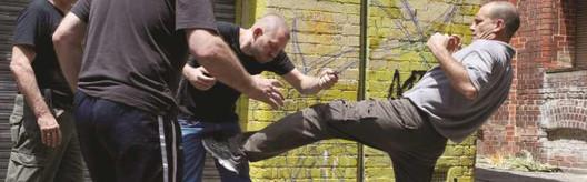 Verteidigung gegen mehrere Angreifer!