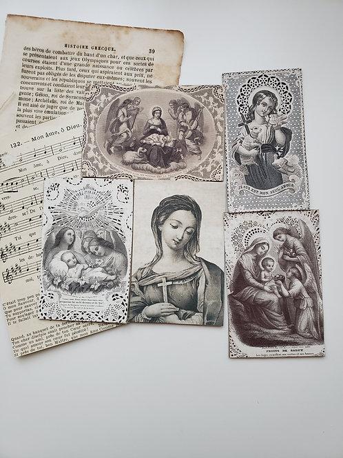 5 Religious Images