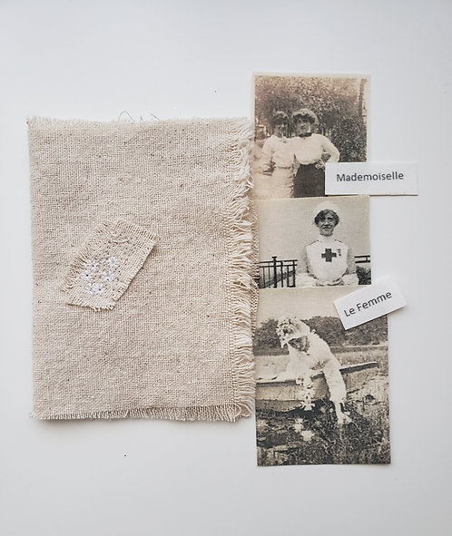 Fabric Book with Fabric Images #1