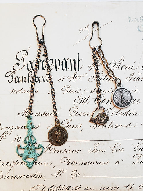 Set of Journal Charms #42908