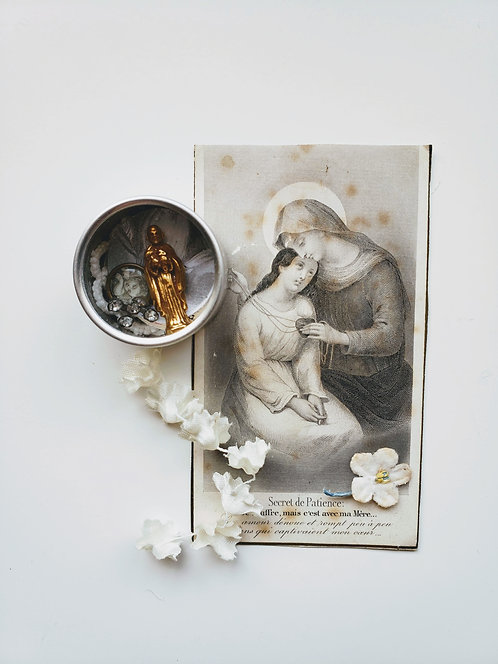 Authentic Holy Card Kit