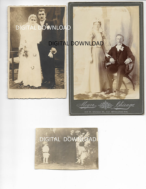 Digital Download Brides #2