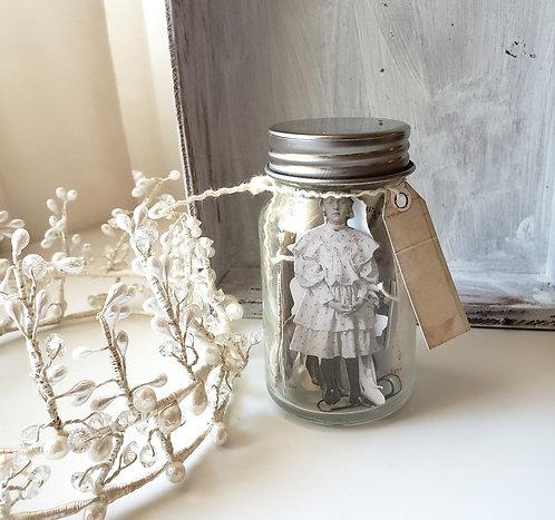 Supplies in a Glass Jar #4