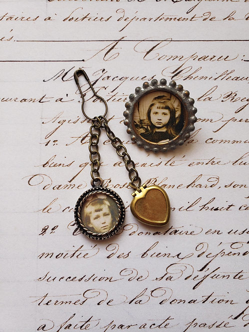 Journal Book Charms #16