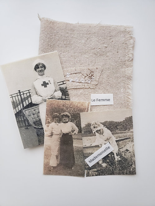 Fabric Book with Fabric Images #3