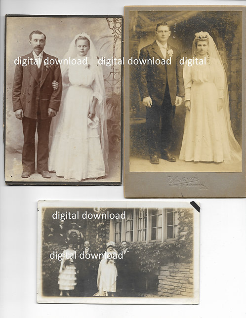 Digital Download Brides #1