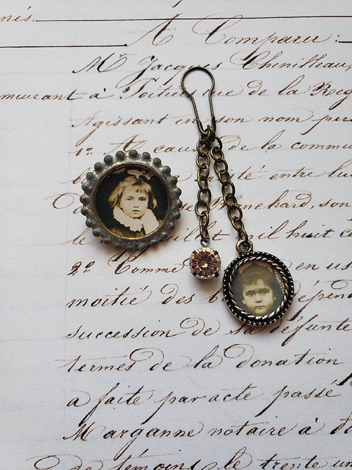 Journal Book Charms #15