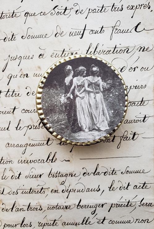 Vintage Tin Sisters #2