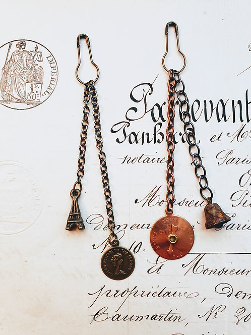 Set of Journal Charms #42907