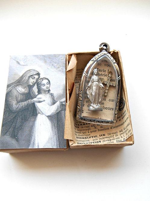 Mary Reliquary