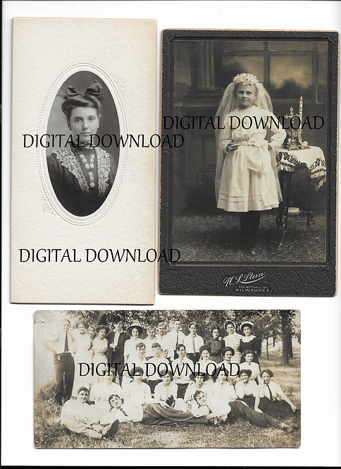 Digital Download Antique Photos 226