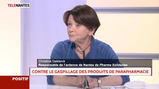 """Une """"parapharmacie solidaire"""" à Nantes"""