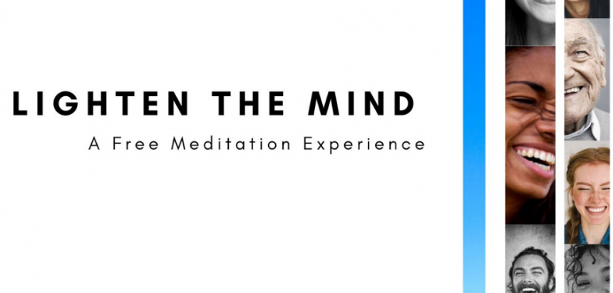 LIGHTEN THE MIND ONLINE MEDITATION