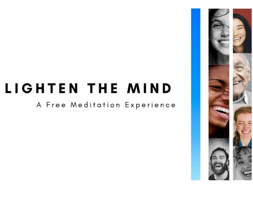 Weekly Series : Lighten the Mind