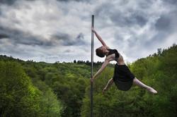 Pole Dance Limoges avec Marie Cécile