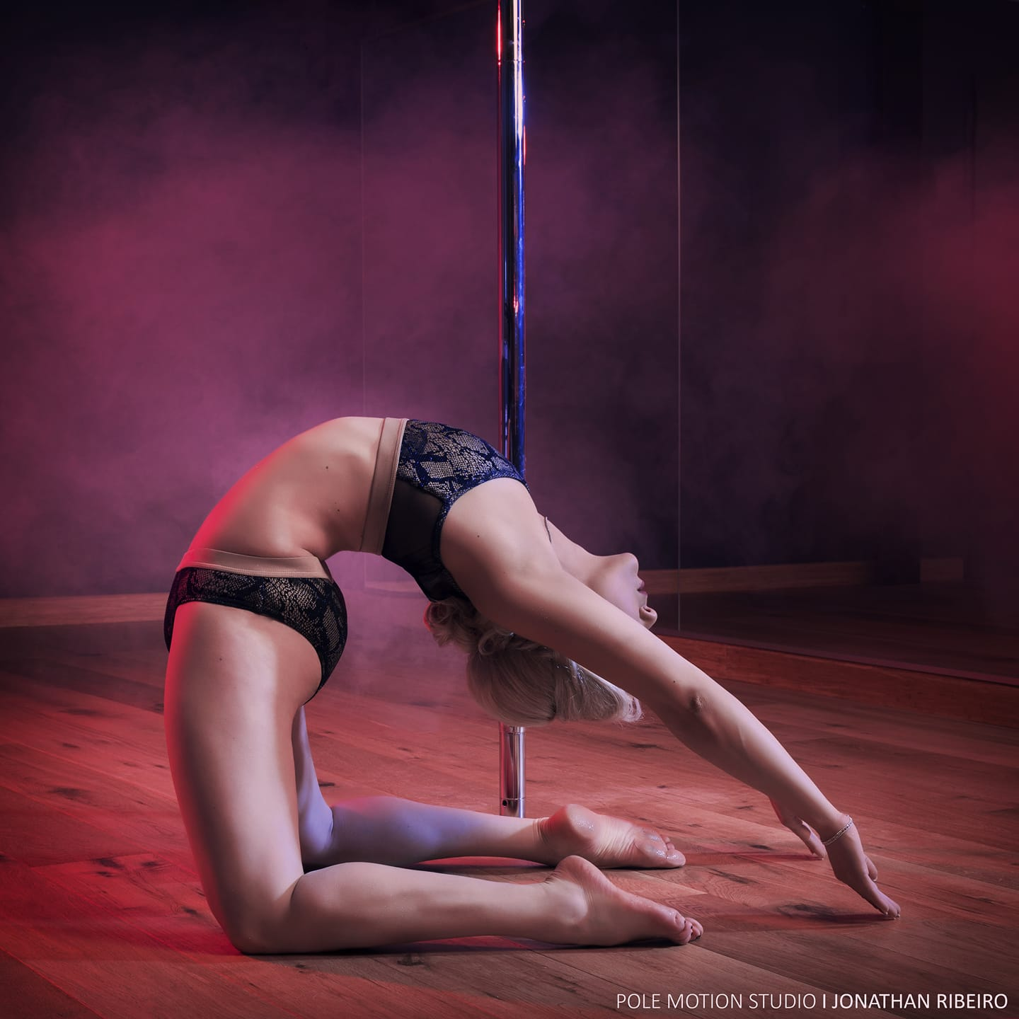 Pole Dance LImoges Mathilde