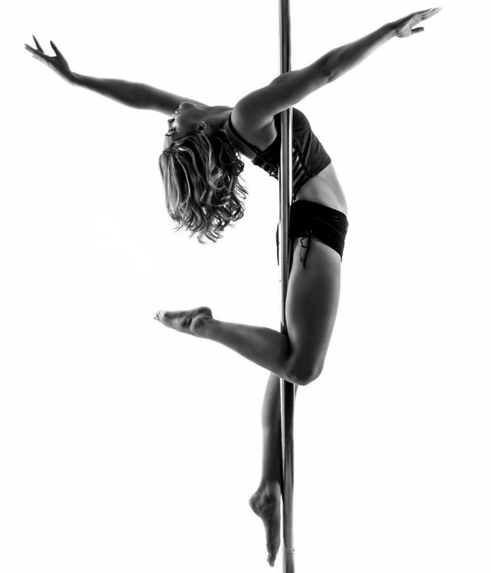 Pole Dance Limoges Sophie