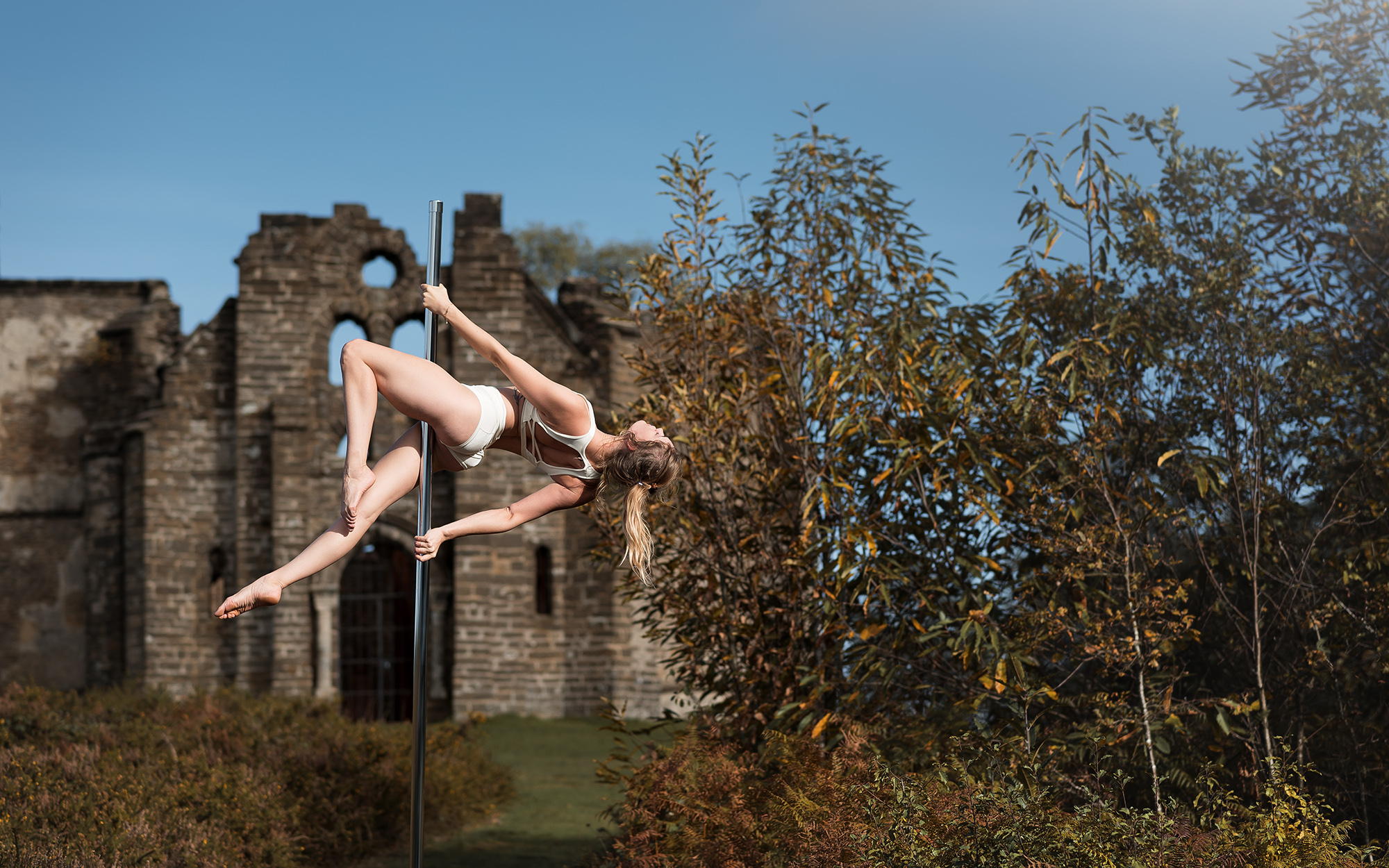 Sophie Mont Gargan Pole dance limoges 2.