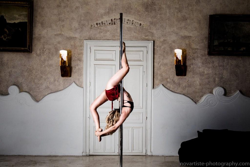 Pole Dance Limoges avec Sophie
