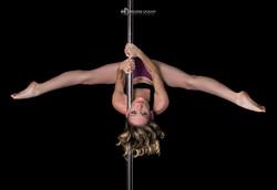 Pole Dance Limoges Marie Cécile