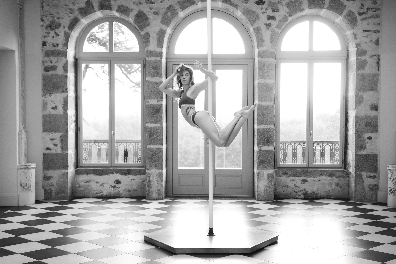 Sophie Pole dance Plantadis