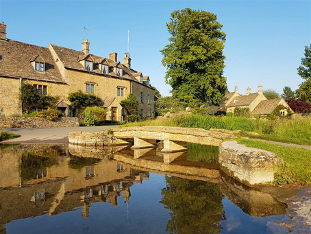 The Slaughters, two of the most beautiful Cotswolds villages