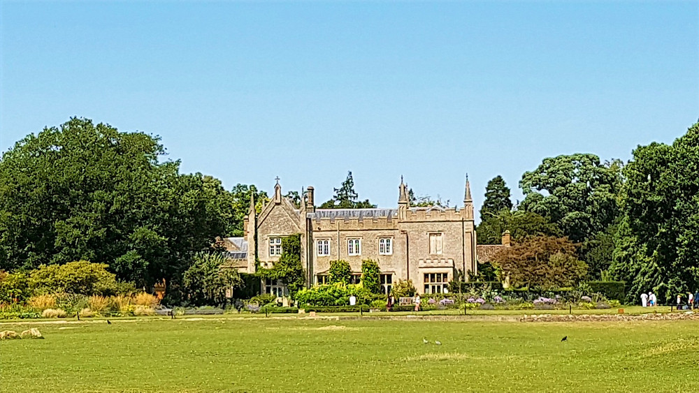 Manor House hosts Park's office, exhibition halls and a visitor's restaurant