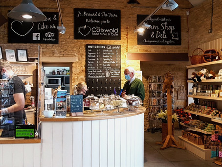 Great Farm Shops in North Cotswold